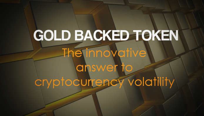 Gold Backed Token The Innovative Answer To