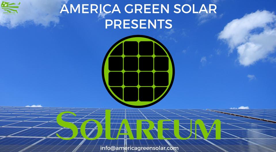 Solareum Brings Solar Energy Into Blockchain With Solareum