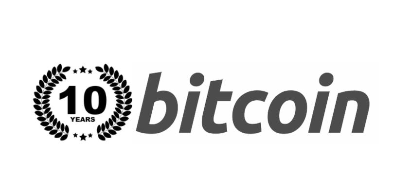 Bitcoin 10 Years