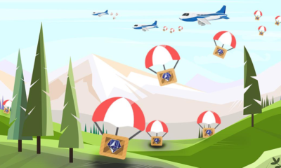VENJOCOIN (VJC): Airdrop & Dapp is Happening