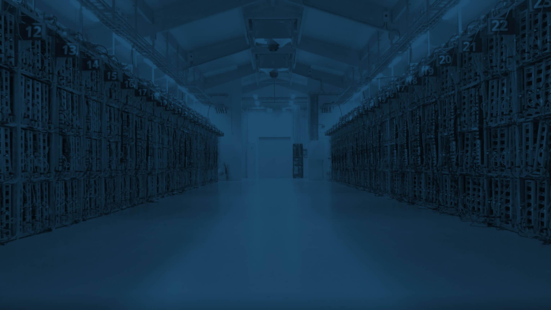 Genesis Mining Data Center
