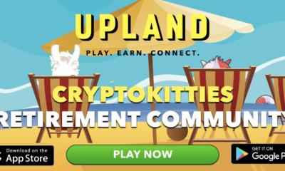 Upland Virtual Property Game Creates CryptoKitties Retirement Island