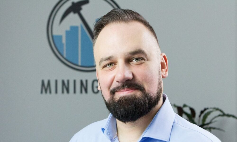 Greg Rogowski - Mining City